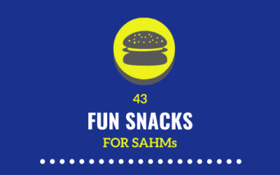 What Fun Snacks to Make as a Stay at Home Mom | 43 Healthy Kids Snacks